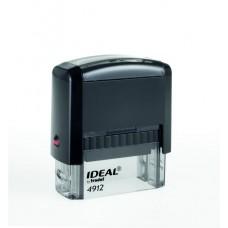 Штамп 46х17мм автоматический Ideal 4912