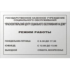 Шильды (таблички выполненные методом сублимации на металле)